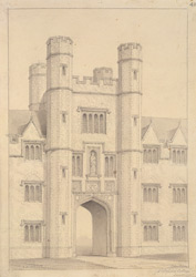 St John's College, Cambridge f.40